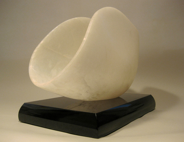 'Openness' - sculpture by Mac Coffey