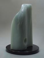 'Glacier' - sculpture by Mac Coffey